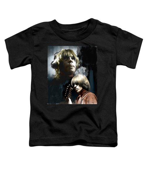 Touchstone Brian Jones Toddler T-Shirt