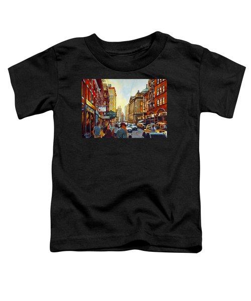 Tourist Season Toddler T-Shirt