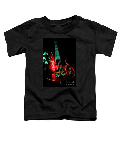 Transparent Bass Toddler T-Shirt