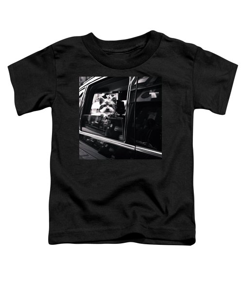 Travelling In Style Toddler T-Shirt