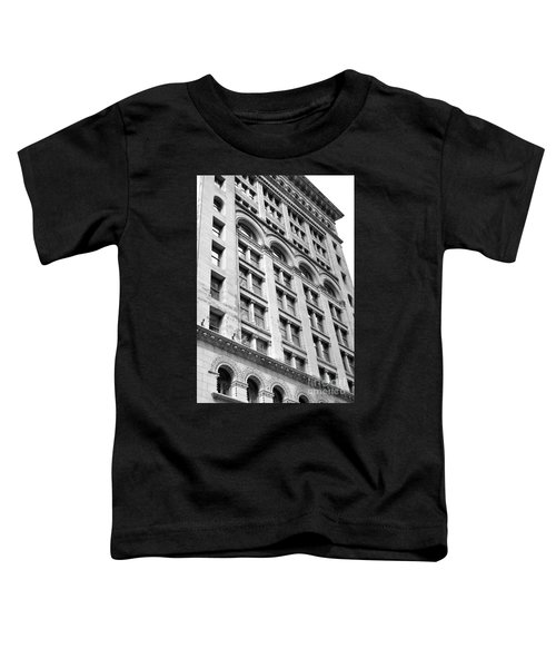 Tremont St Temple Boston Ma Toddler T-Shirt