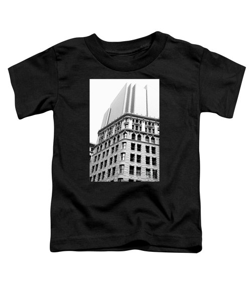 Tremont Temple Boston Ma Toddler T-Shirt