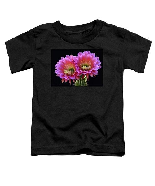 Trichocereus Hybrid - The Flying Saucer  Toddler T-Shirt