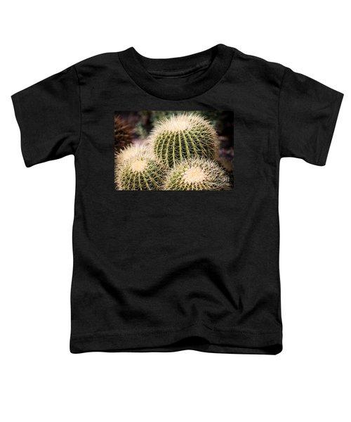 Triple Cactus Toddler T-Shirt