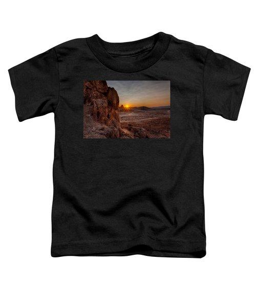 Trona Sunset Toddler T-Shirt