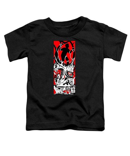 Turmoil Restraint Toddler T-Shirt