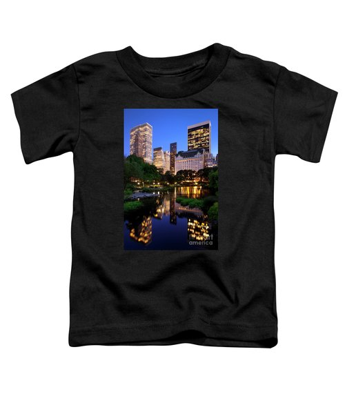 Twilight Nyc Toddler T-Shirt