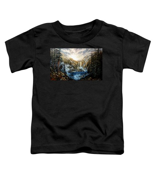 Twin Falls Toddler T-Shirt