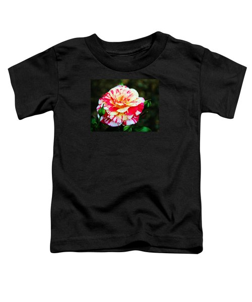 Two Colored Rose Toddler T-Shirt