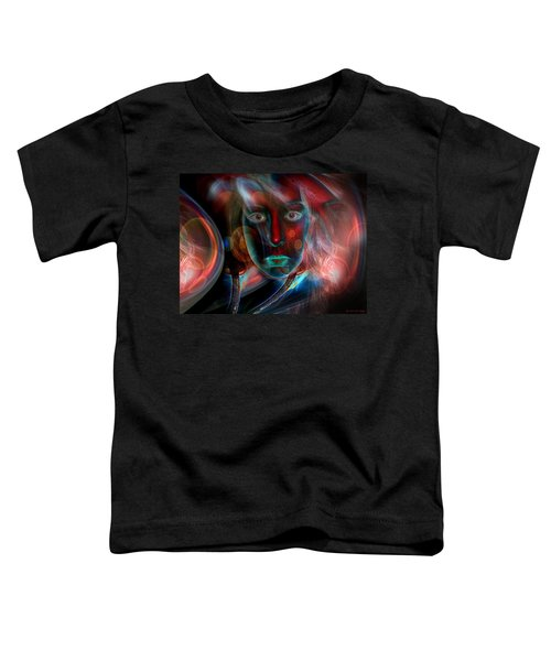 Umbilical Connection To A Dream  Toddler T-Shirt