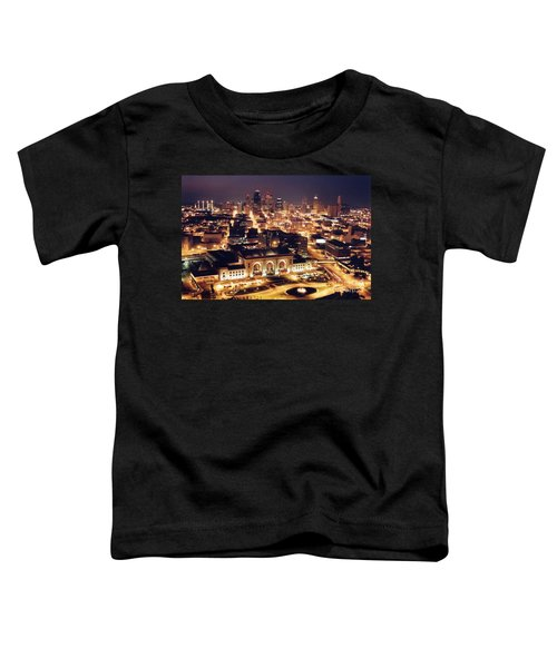 Union Station Night Toddler T-Shirt
