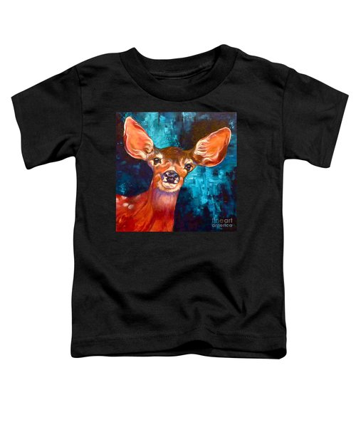 Uniquely Fawn Toddler T-Shirt
