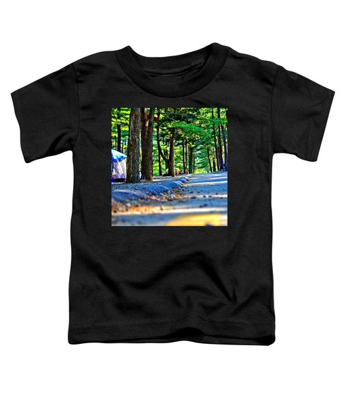 Unknown Destination Toddler T-Shirt