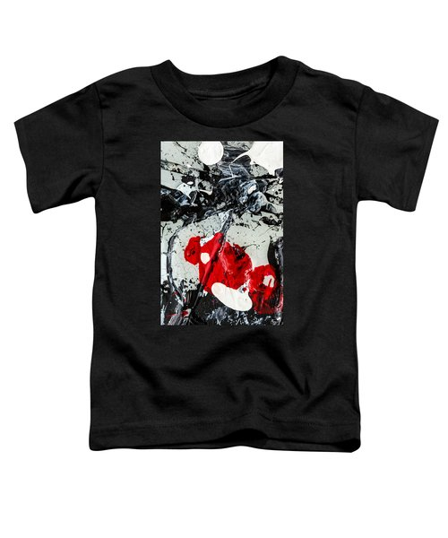 Untitled Number Two  Toddler T-Shirt