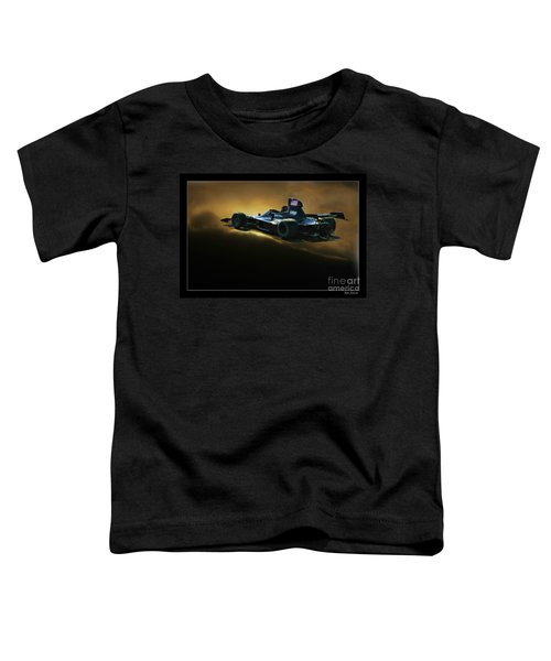 Uop Shadow F1 Car Toddler T-Shirt