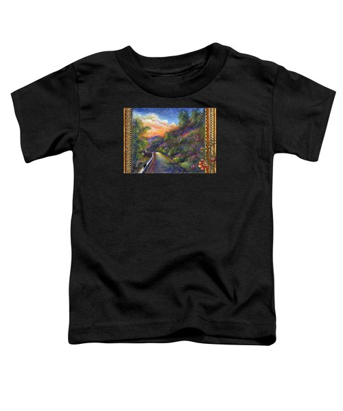 Uphill Toddler T-Shirt