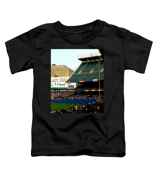 Upper Deck  The Yankee Stadium Toddler T-Shirt