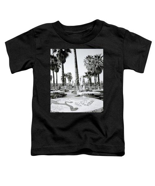 Urban Graffiti  Toddler T-Shirt