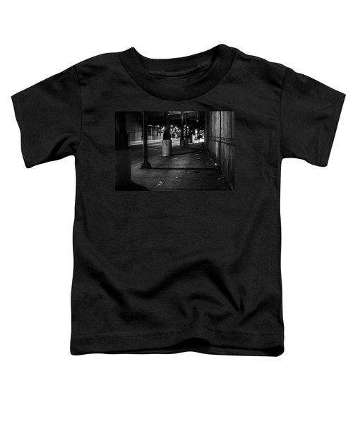 Urban Underground Toddler T-Shirt
