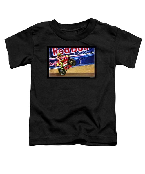 Valentino Rossi Ducati Toddler T-Shirt