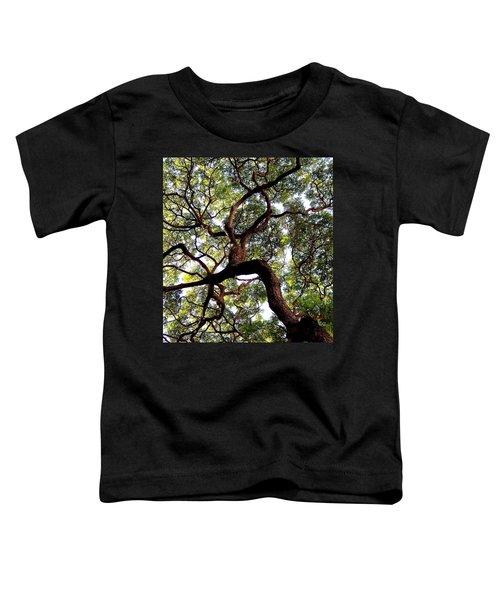 Veins Of Life Toddler T-Shirt