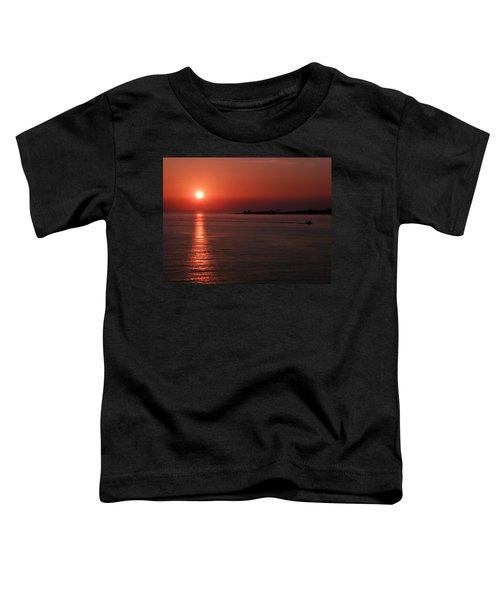 Vela In Grecia Toddler T-Shirt