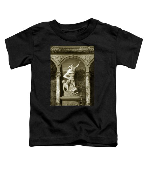 Versailles Colonnade And Sculpture Toddler T-Shirt
