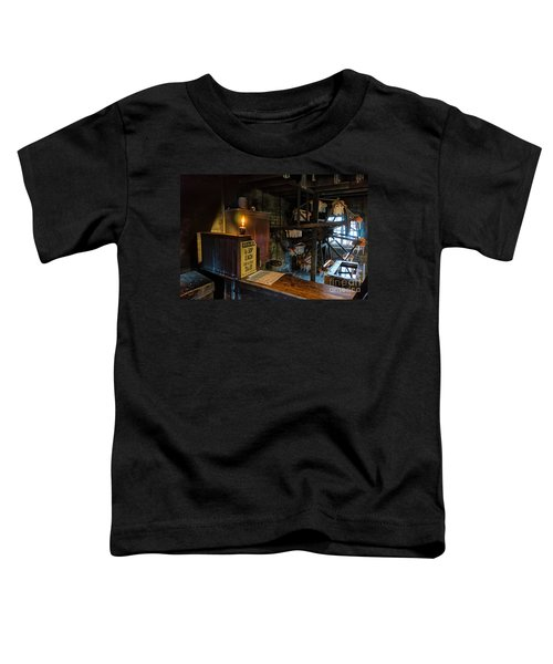 Victorian Candle Factory Toddler T-Shirt