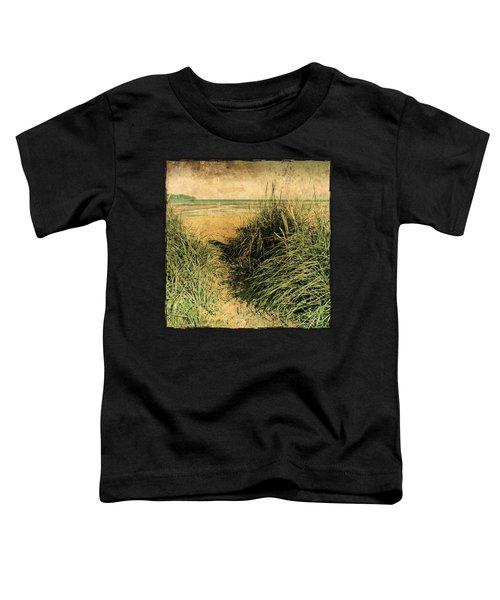 Vintage Beach  Toddler T-Shirt