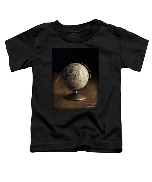 Vintage Moon Globe Toddler T-Shirt