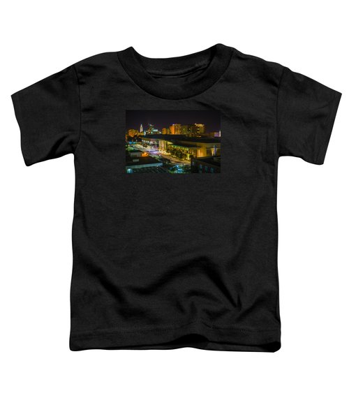 Vividly Downtown Baton Rouge Toddler T-Shirt