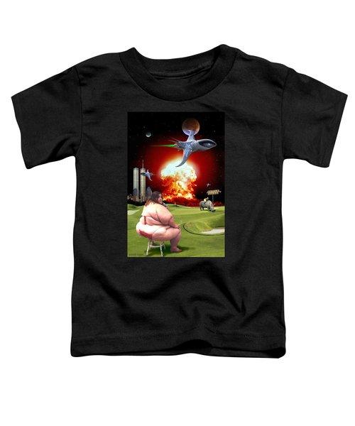 Waffle House Toddler T-Shirt
