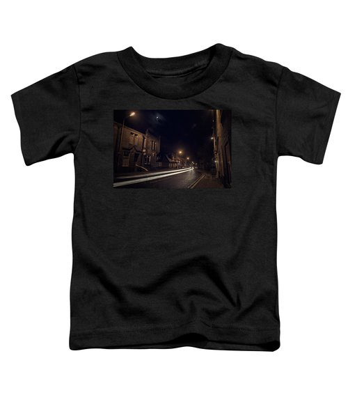 Toddler T-Shirt featuring the photograph Walk On The Wide Side by Doug Gibbons