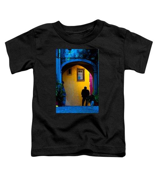 Walking Toddler T-Shirt