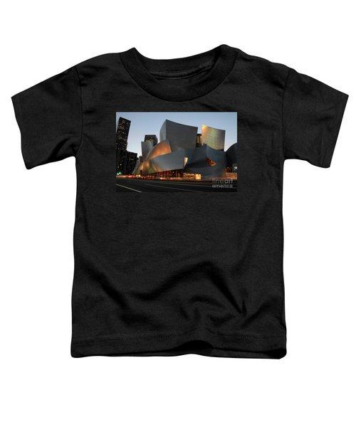 Walt Disney Concert Hall 21 Toddler T-Shirt
