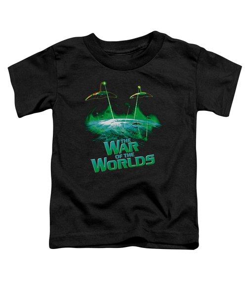 War Worlds - Global Attack Toddler T-Shirt