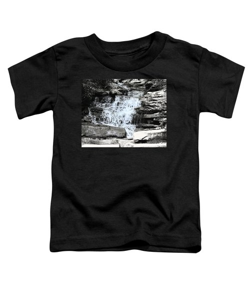 Waterfall 3 Toddler T-Shirt