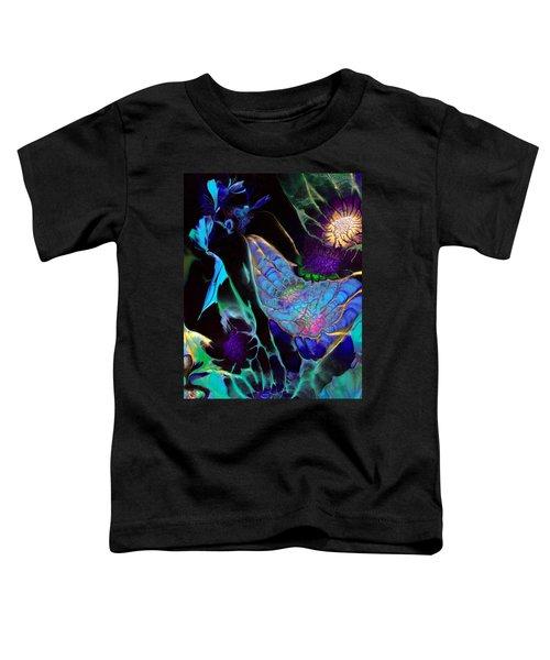 Webbed Galaxy Toddler T-Shirt