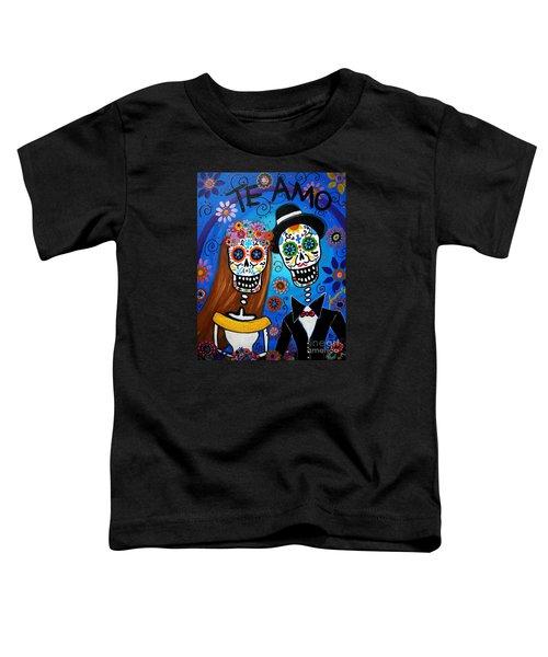 Wedding Couple  Toddler T-Shirt