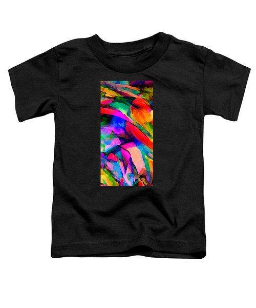 Welcome To My World Triptych Part 1 Toddler T-Shirt