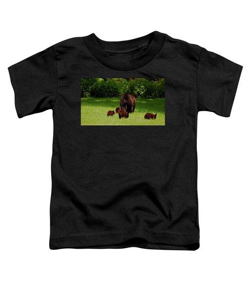 We'll Be Back Toddler T-Shirt