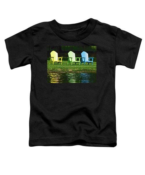 Westchester Adirondacks Toddler T-Shirt