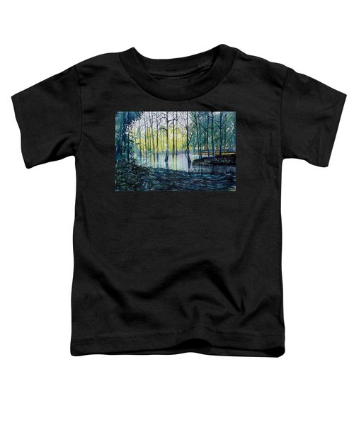 Wetlands On Skipwith Common Toddler T-Shirt