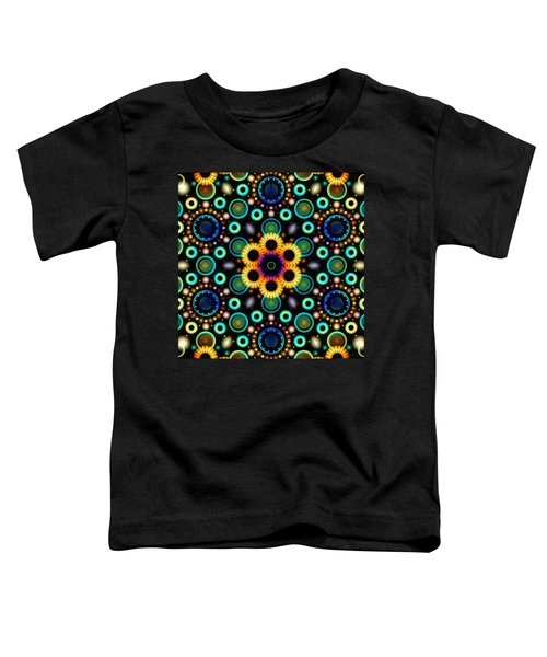 Wheels Of Light Toddler T-Shirt