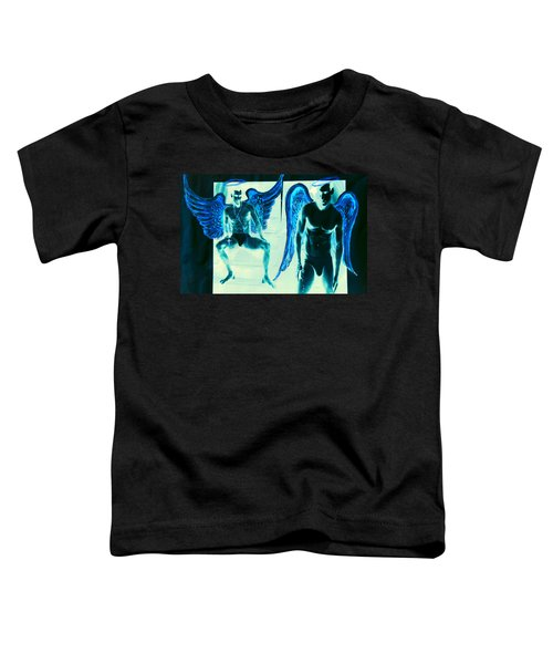 When Heaven And Earth Collide Series Toddler T-Shirt