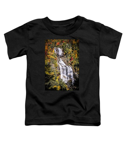 Whitewater Falls Toddler T-Shirt