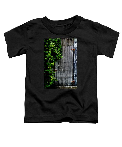 Wild Grape Vine Door Toddler T-Shirt