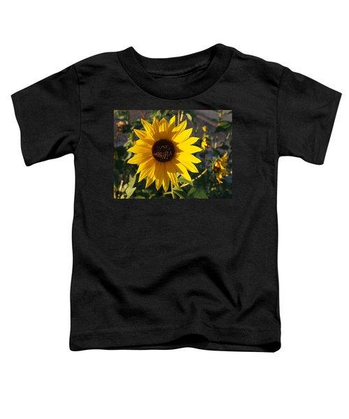 Wild Sunflower Toddler T-Shirt