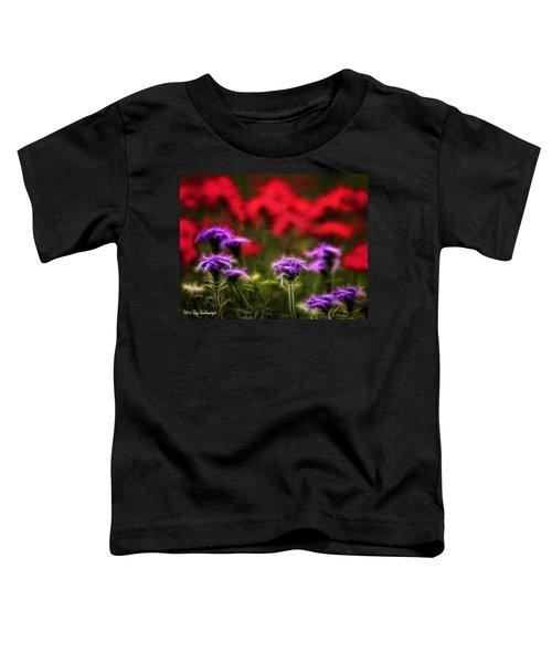 Wildflower Fantasy Toddler T-Shirt