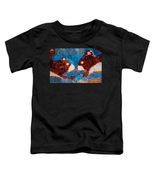 Will You Be My Beaver Toddler T-Shirt